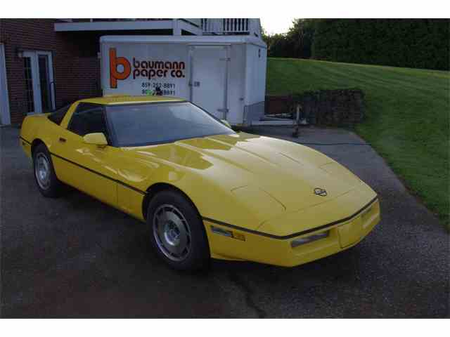 Picture of 1986 Corvette located in Kentucky Offered by a Private Seller - M3O0