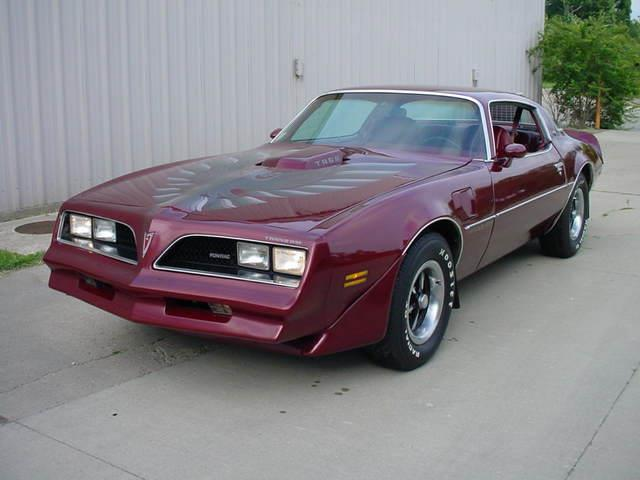 Picture of '78 Firebird Trans Am - M3O3
