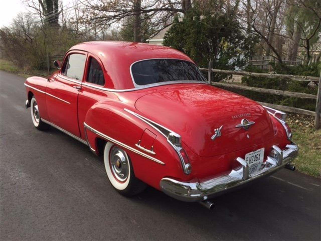 Large Picture of Classic 1950 Oldsmobile Futuramic 88 located in Ohio - M3O7