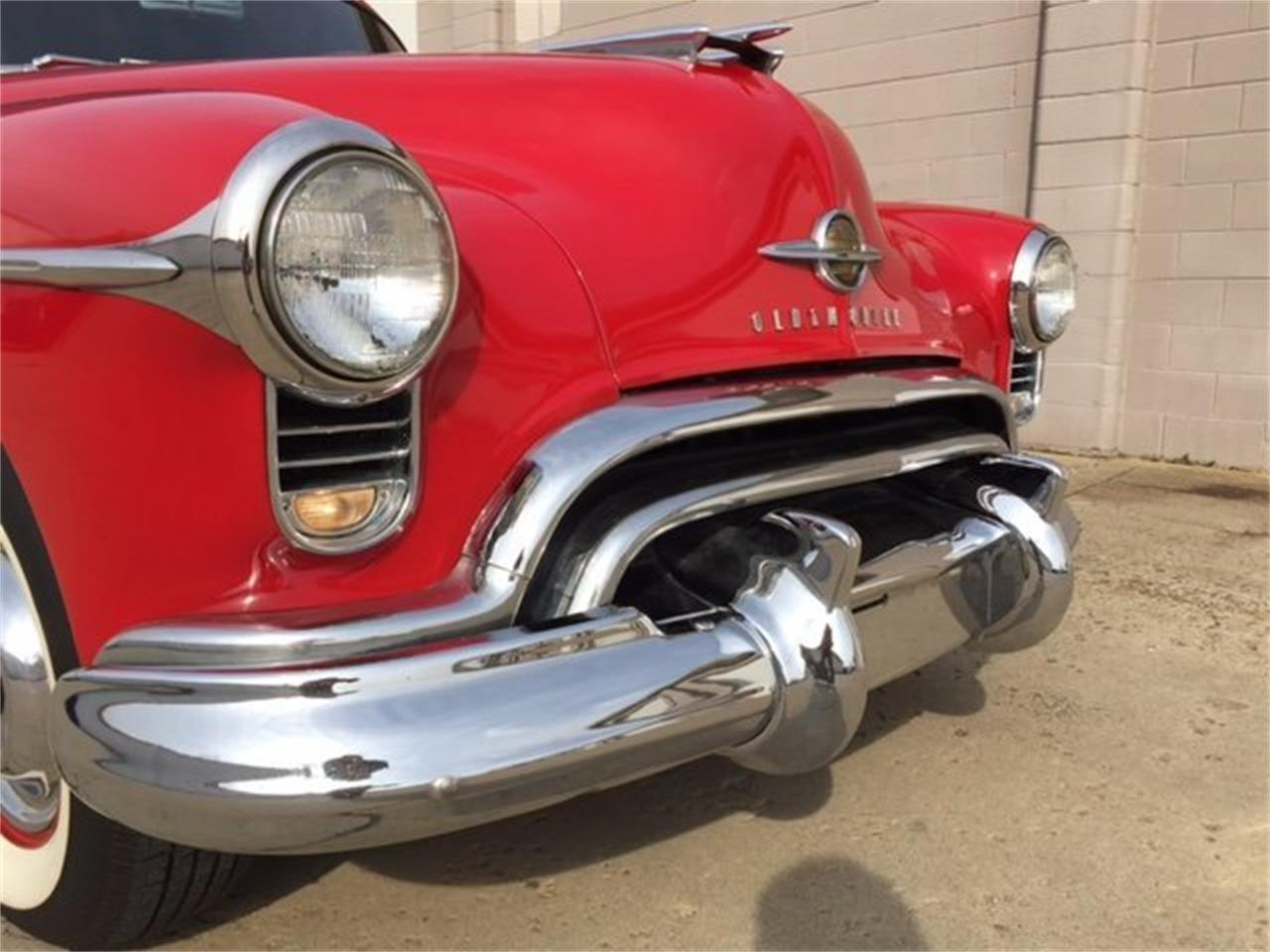 Large Picture of Classic 1950 Oldsmobile Futuramic 88 located in Milford Ohio - $33,777.00 Offered by Ultra Automotive - M3O7