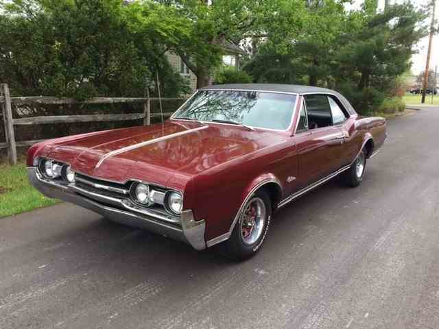 Picture of '67 Cutlass - M3O9