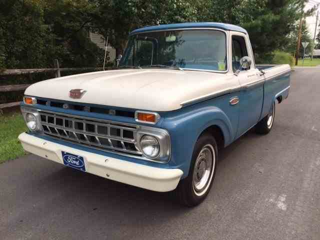 Picture of '65 F100 - M3OB