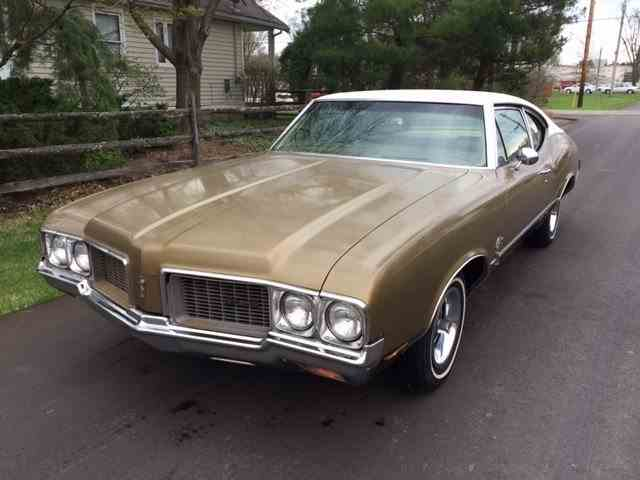 Picture of '70 Cutlass - M3OC