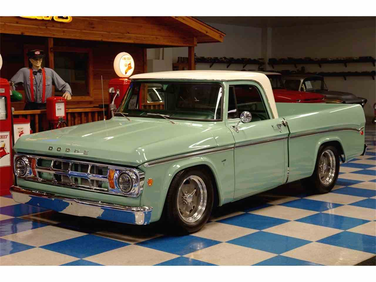 1969 Dodge D100 for Sale | ClicCars.com | CC-1031209