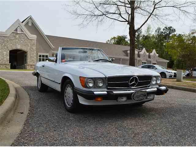 1988 mercedes benz 560sl for sale on for Mercedes benz logo for sale