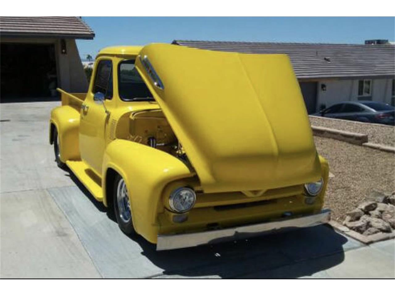 1955 Ford F100 For Sale Cc 1031274 Power Steering Large Picture Of 55 M3qi
