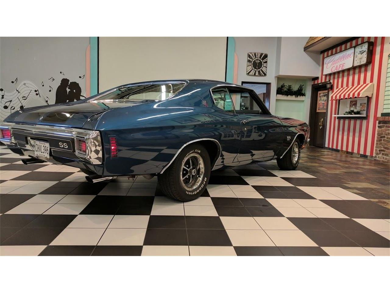 Large Picture of '70 Chevelle SS - M3QL