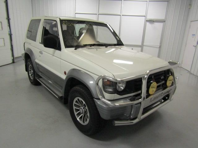 Picture of '92 Pajero - M3QY