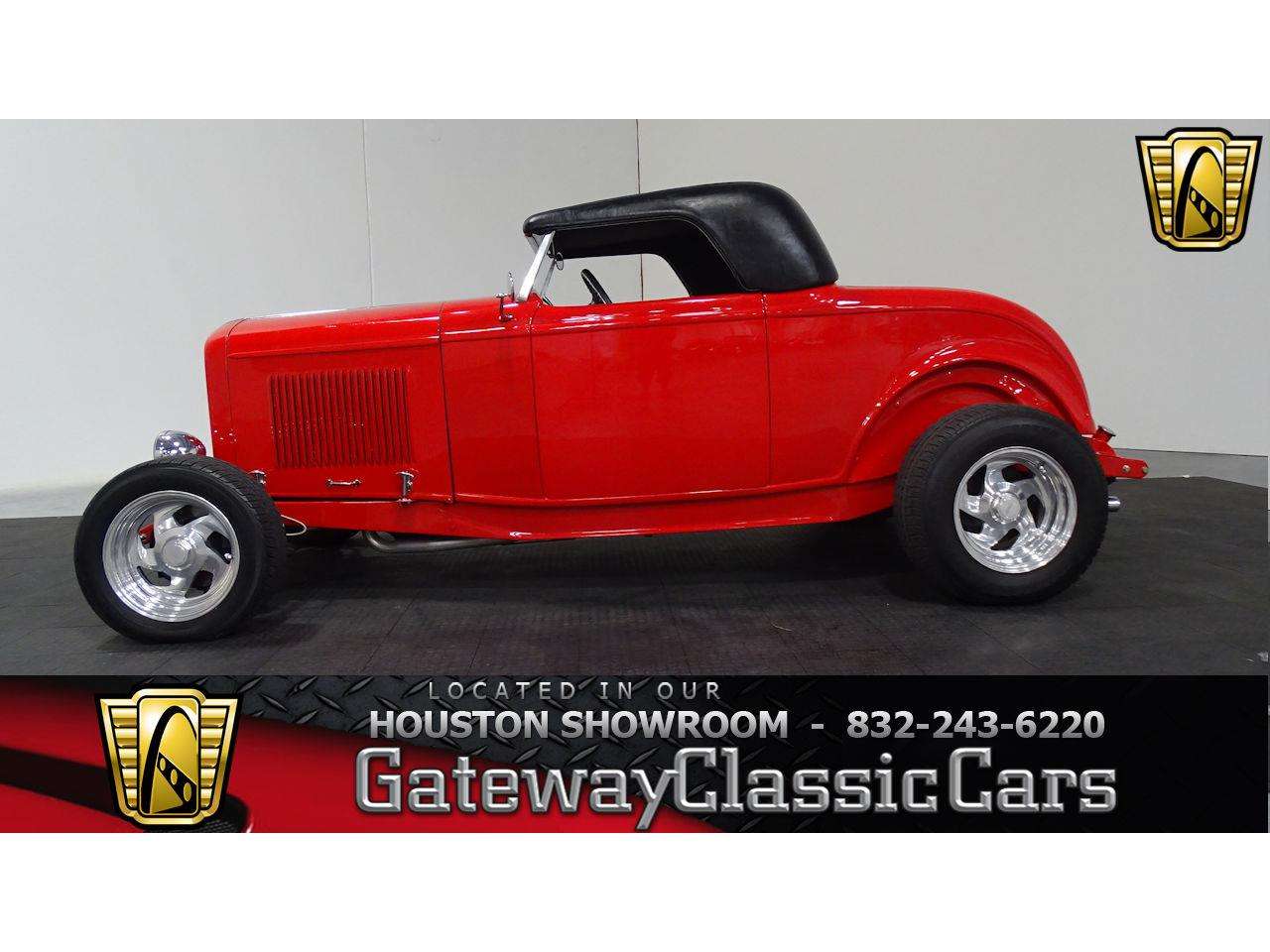 Large Picture of Classic 1932 Roadster Offered by Gateway Classic Cars - Houston - M3R5