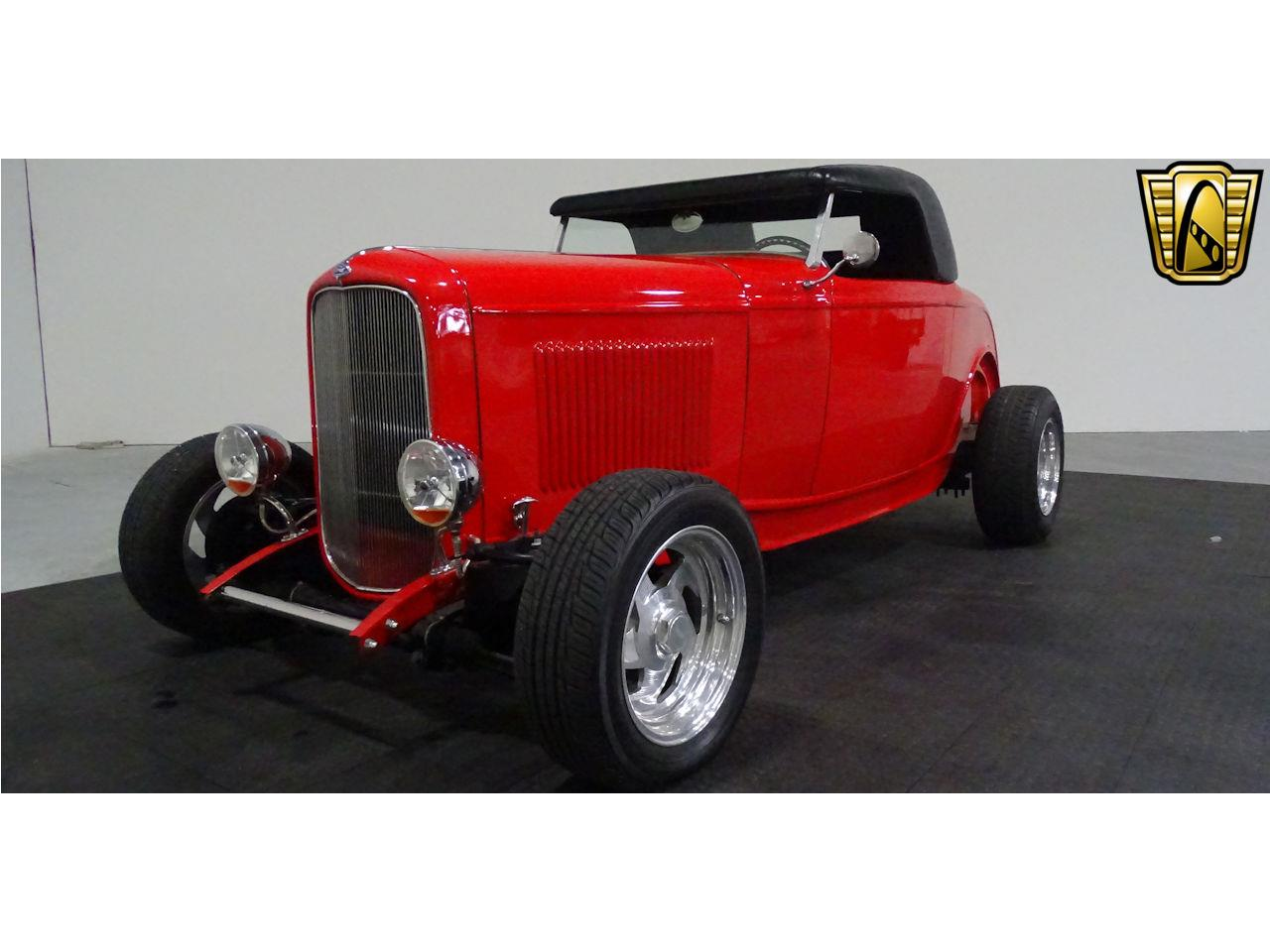Large Picture of '32 Roadster - $39,595.00 Offered by Gateway Classic Cars - Houston - M3R5