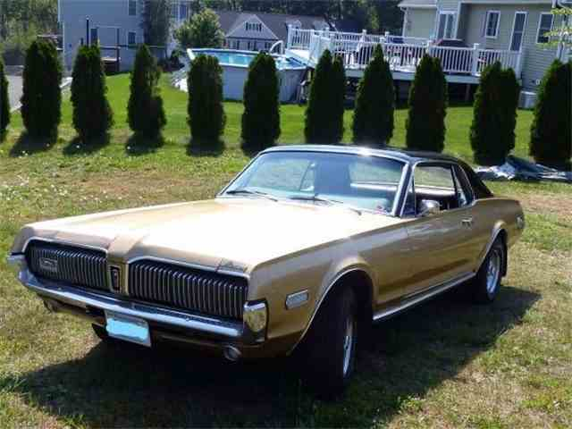 Picture of '68 Cougar - M3R9