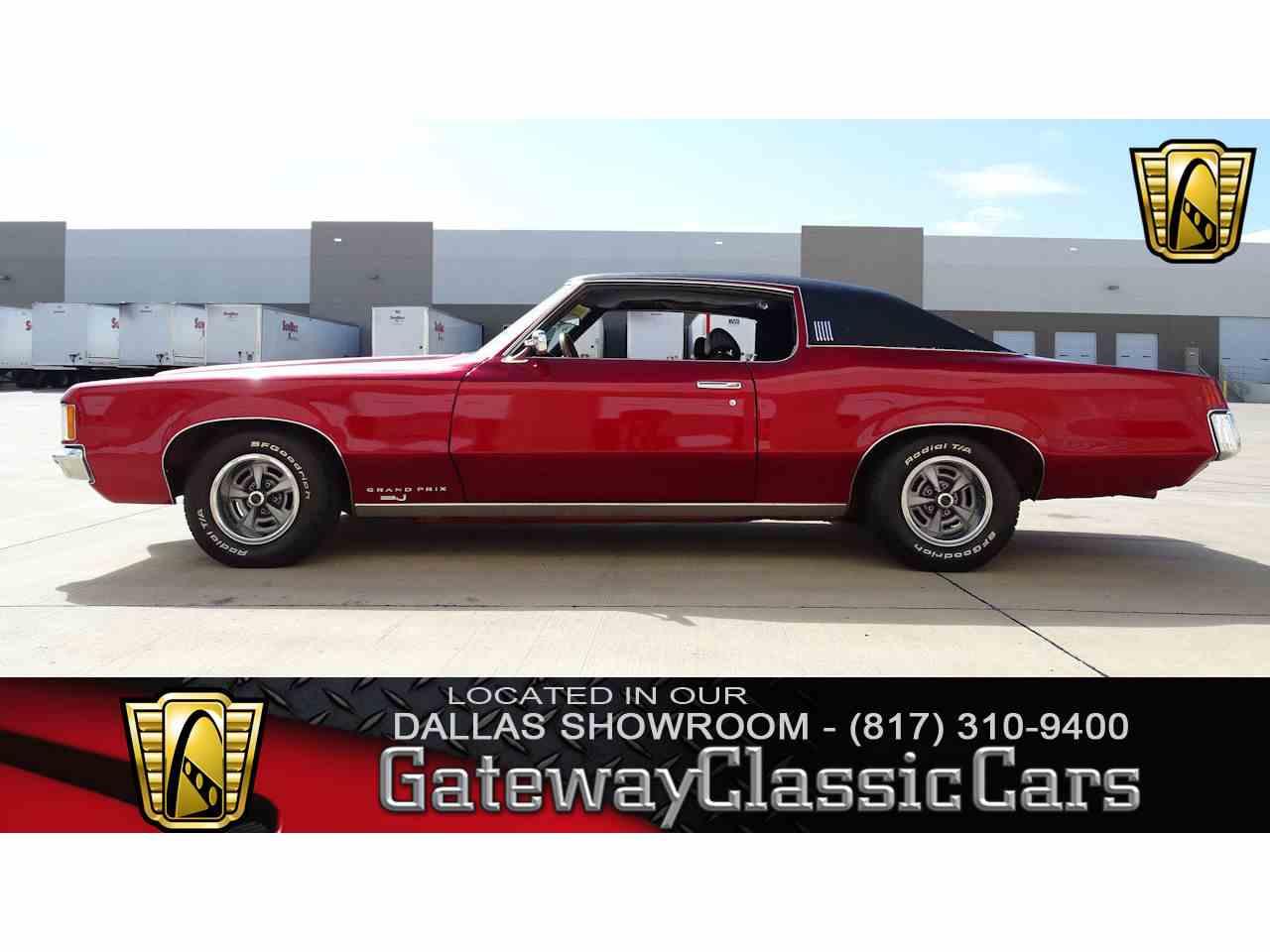 1969 Pontiac Grand Prix for Sale   ClassicCars.com   CC-1031309