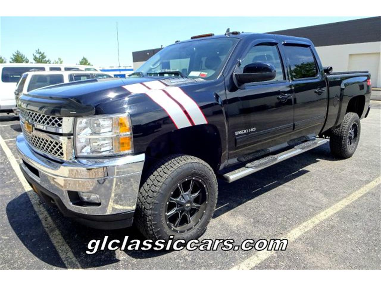 Large Picture of 2011 Silverado Offered by Great Lakes Classic Cars - M3RJ