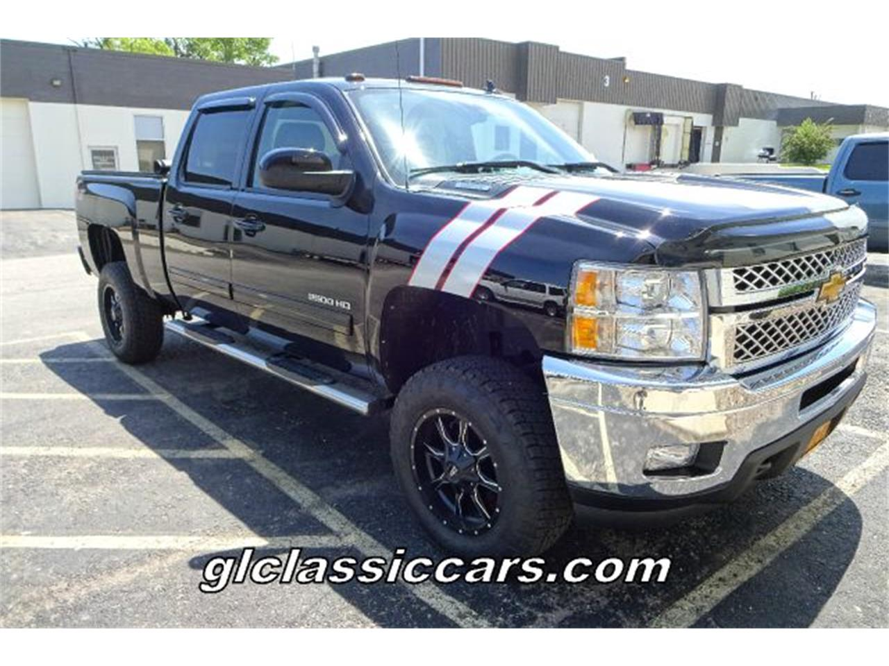 Large Picture of 2011 Chevrolet Silverado located in New York Offered by Great Lakes Classic Cars - M3RJ