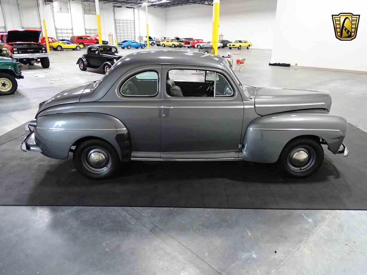 Large Picture of Classic 1947 Coupe located in Texas - $25,595.00 Offered by Gateway Classic Cars - Houston - M3RY