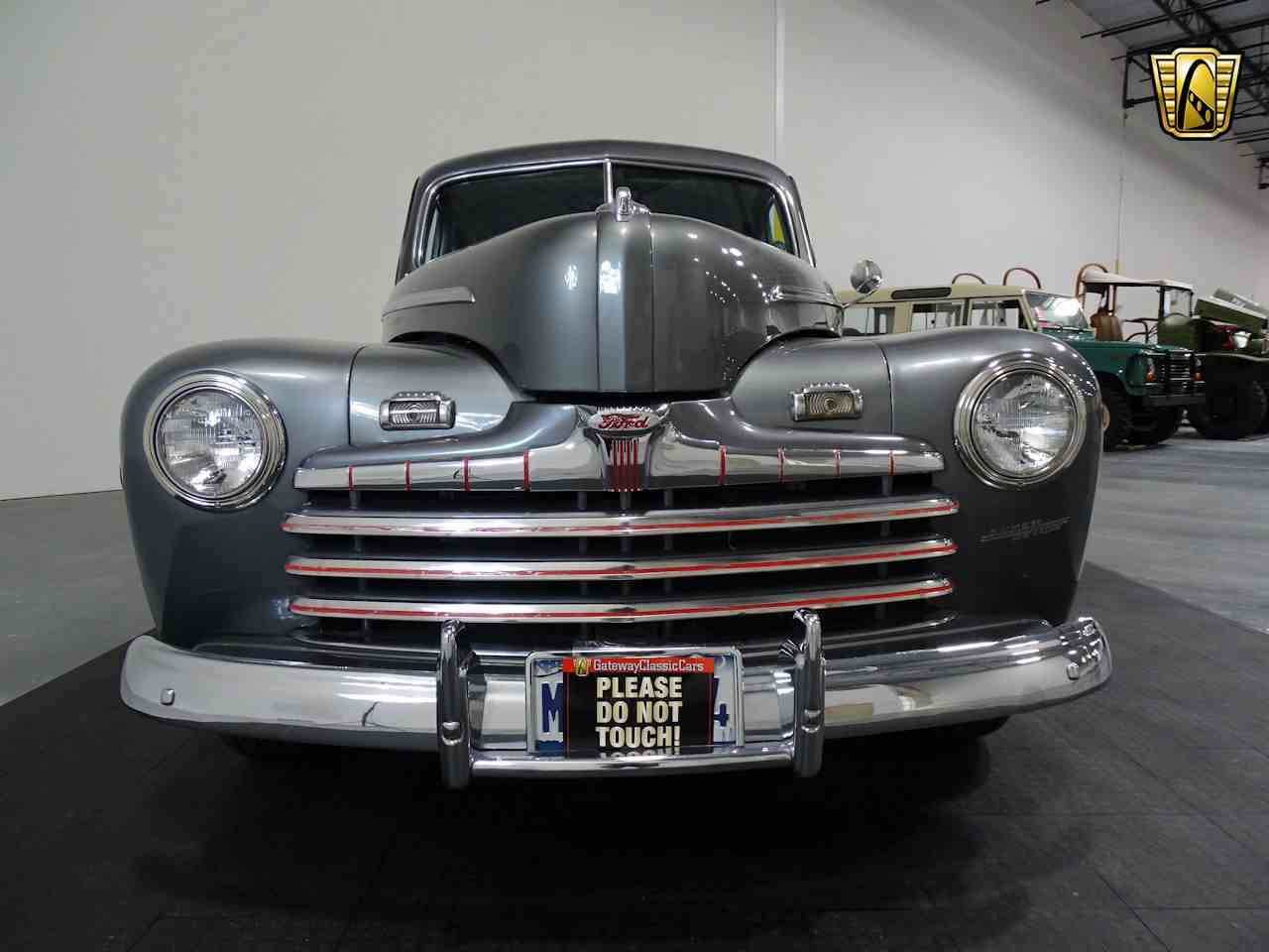 Large Picture of 1947 Ford Coupe - $25,595.00 Offered by Gateway Classic Cars - Houston - M3RY
