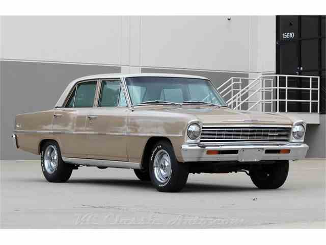 Picture of 1966 Chevrolet Chevy II Nova located in Lenexa Kansas - $12,900.00 - M3SP
