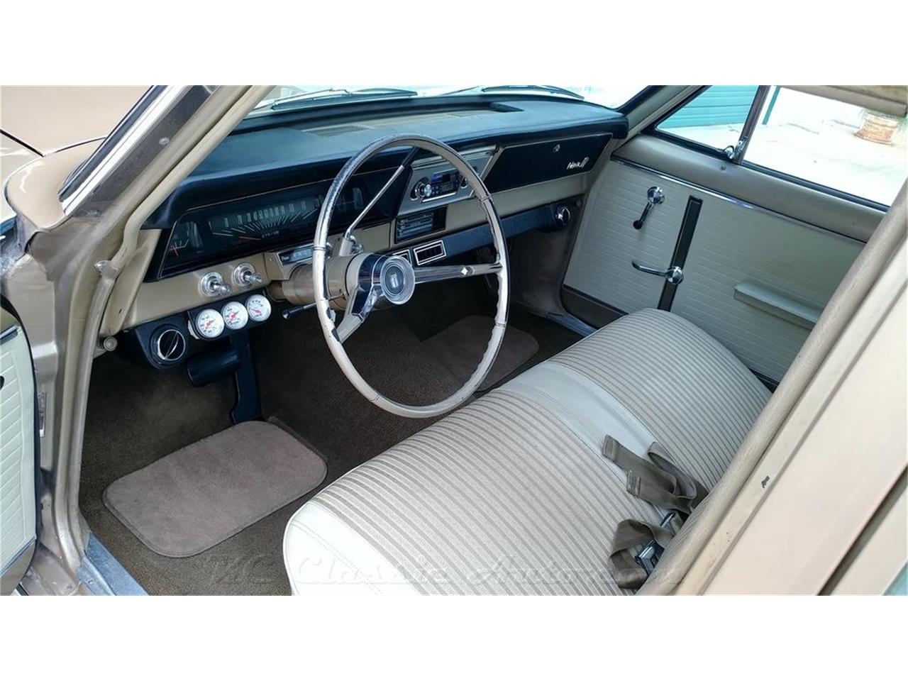 Large Picture of '66 Chevy II Nova - M3SP