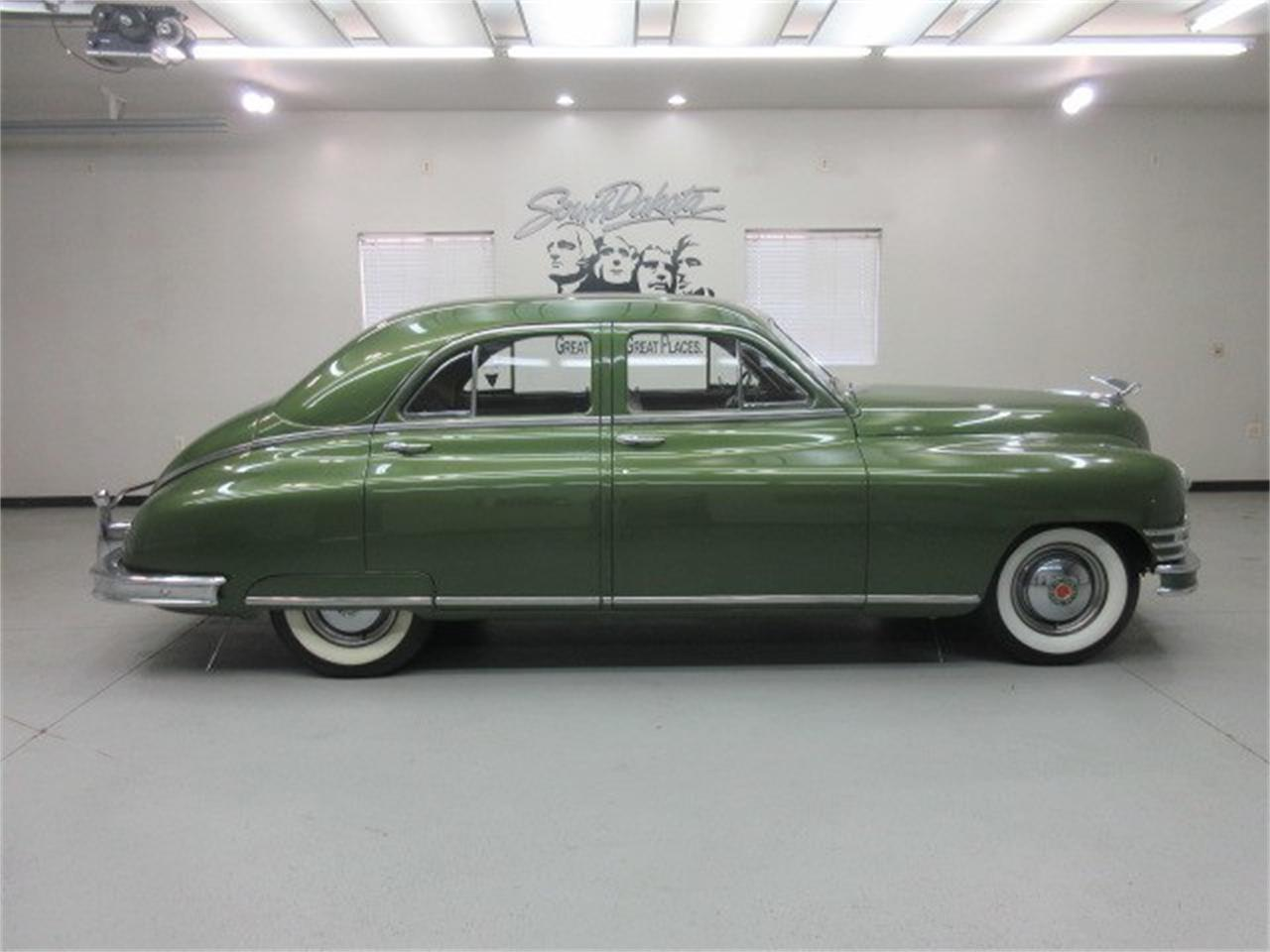 1948 Packard Wiring Diagram Blog 46 Deluxe For Sale Classiccars Com Cc 1031359 Chrysler Windsor
