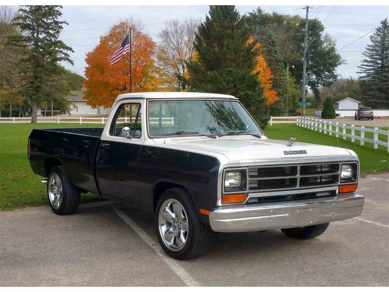 Cold Lake Dodge >> 1987 Dodge D150 for Sale | ClassicCars.com | CC-1031410