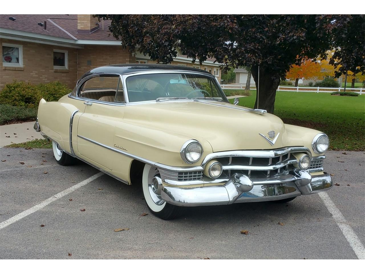 1951 Cadillac Coupe DeVille for Sale | ClassicCars.com ...