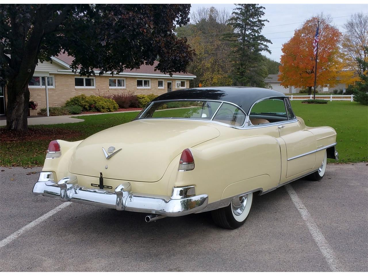 1951 Cadillac Coupe Deville For Sale Cc 1031412 Large Picture Of 51 M3uc
