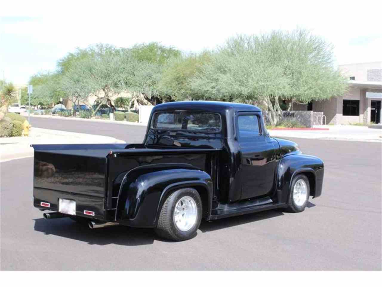 Large Picture of Classic '56 Ford F100 located in Scottsdale Arizona - $34,995.00 - M3V2