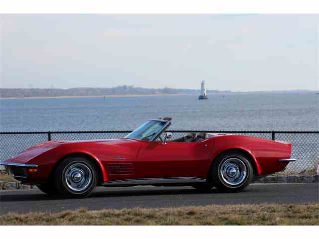 Picture of '71 Corvette - M3VG