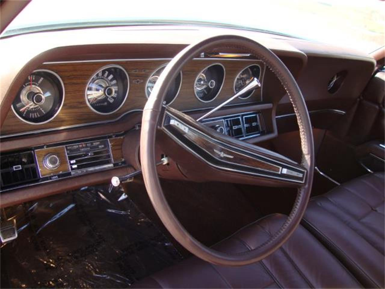 1970 Ford Thunderbird For Sale Cc 1031459 2 Door Large Picture Of Classic M3vn