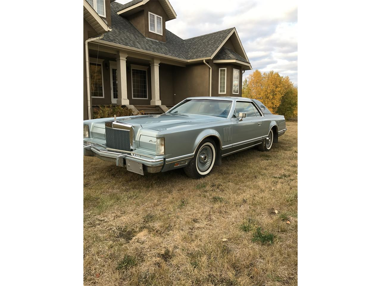 Large Picture of 1978 Lincoln Mark V Offered by a Private Seller - M3W0