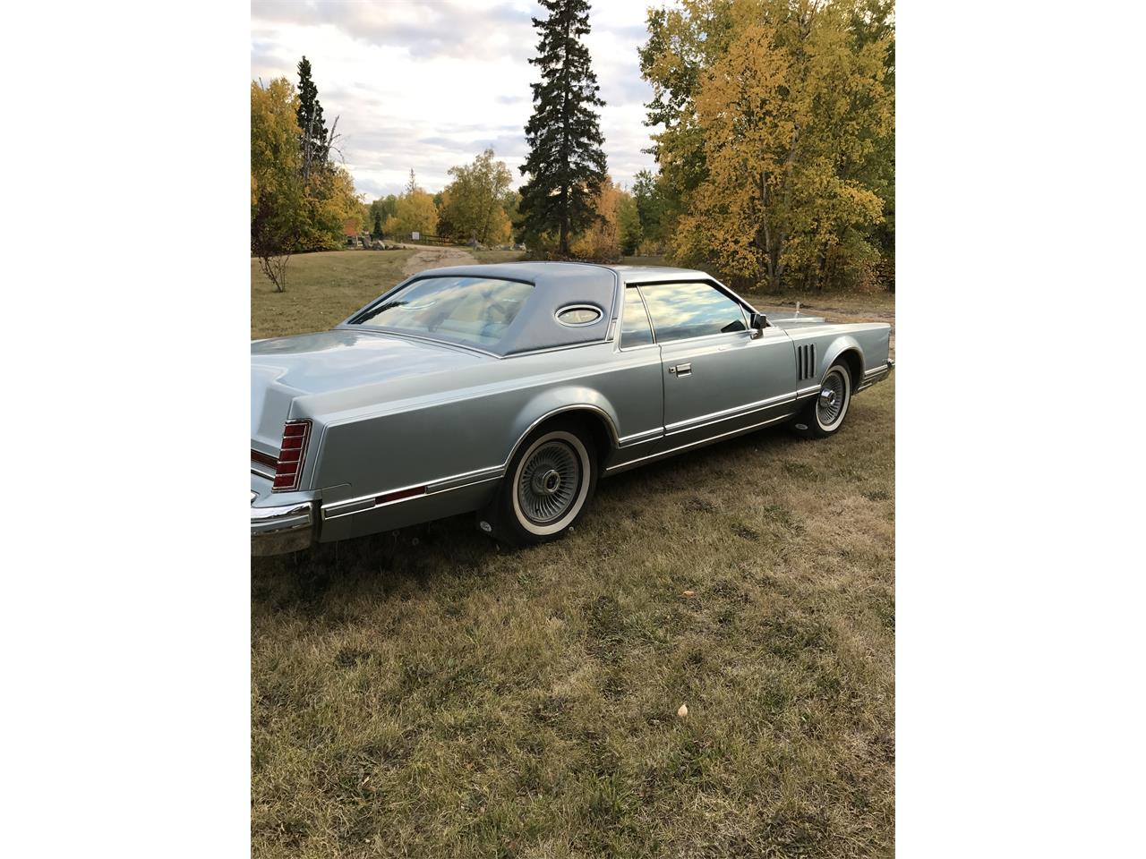 Large Picture of 1978 Lincoln Mark V located in Saskatchewan - $17,500.00 - M3W0