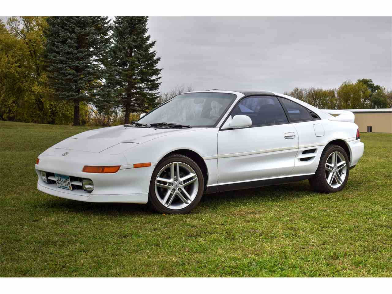 Large Picture of '92 MR2 - M3W3
