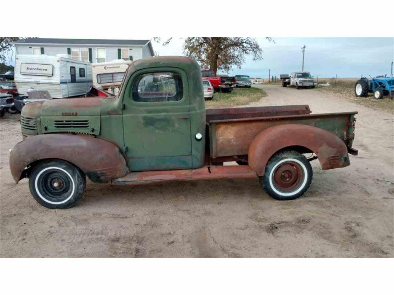 1946 Dodge 1/2 Ton Pickup for Sale | ClicCars.com | CC-1031492