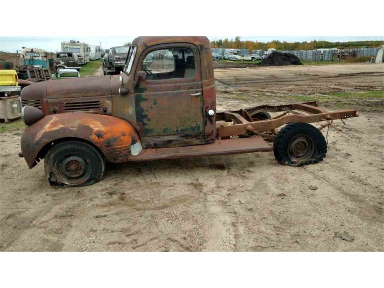 Large Picture of Classic '46 Dodge 1/2 Ton Pickup located in Minnesota - $2,000.00 - M3WQ
