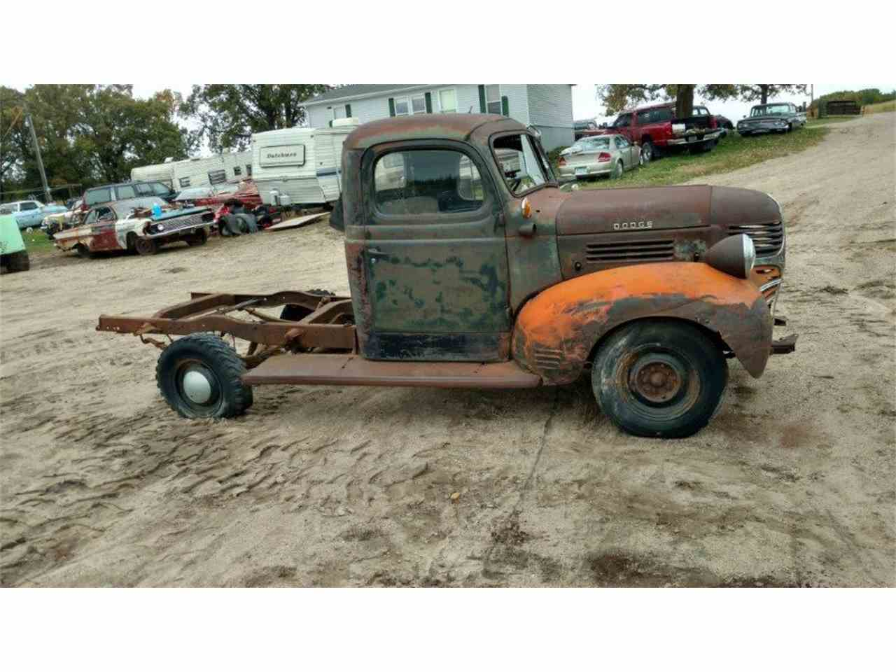 Large Picture of 1946 Dodge 1/2 Ton Pickup located in Minnesota - $2,000.00 - M3WQ