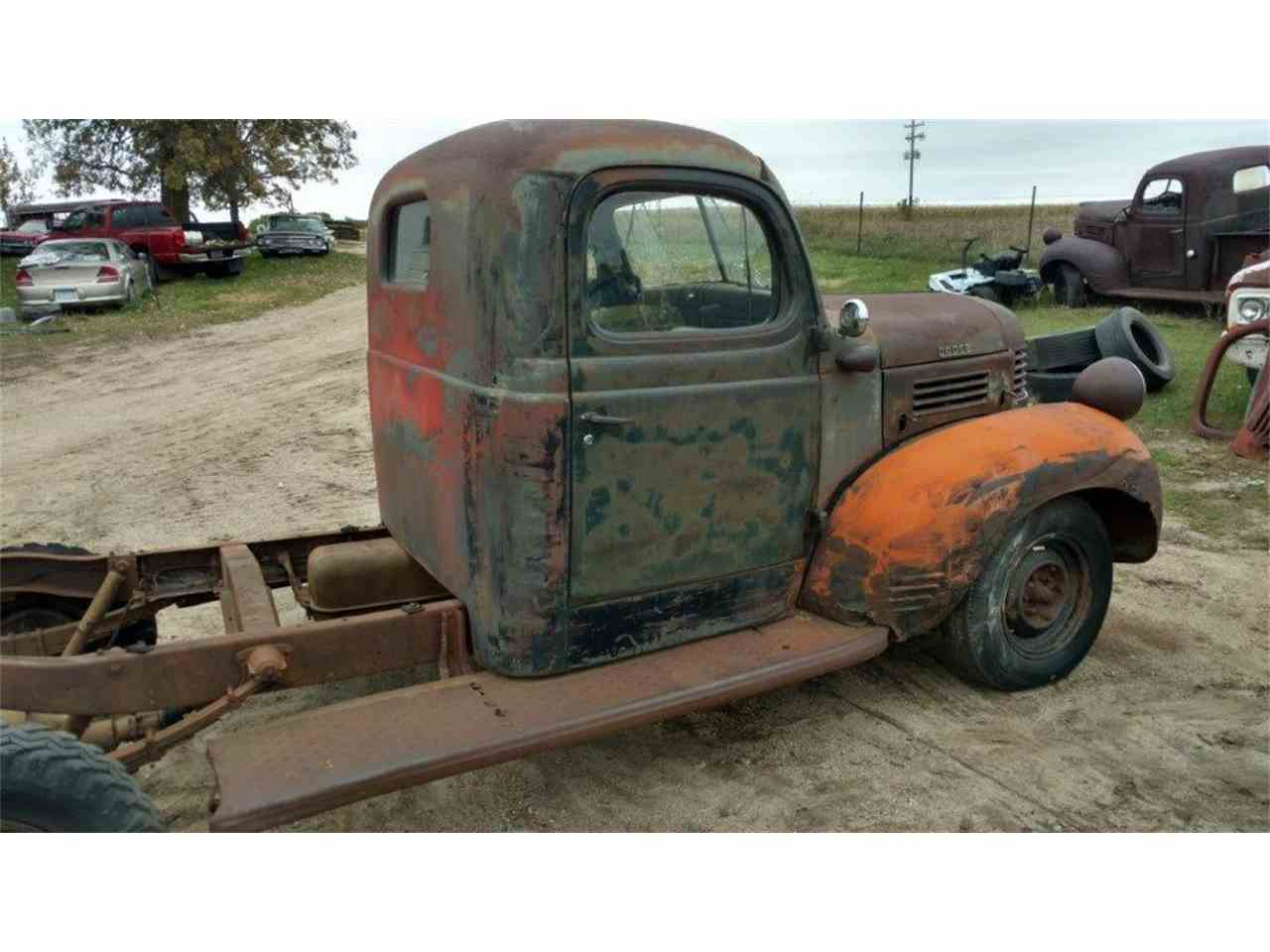 Large Picture of Classic 1946 1/2 Ton Pickup located in Minnesota - $2,000.00 Offered by Dan's Old Cars - M3WQ