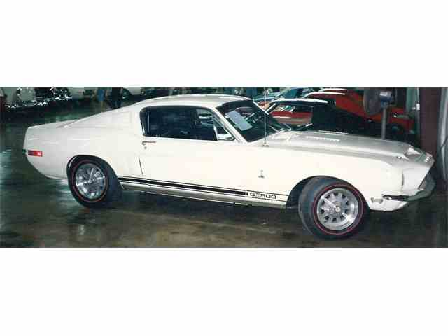 Picture of '68 GT500 - M3X0