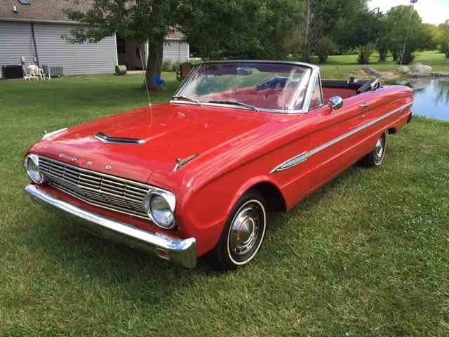 Picture of Classic 1963 Falcon located in Milford Ohio Offered by Ultra Automotive - M3XE