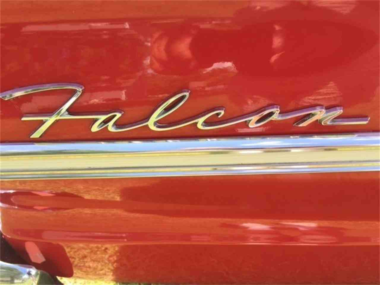 Large Picture of '63 Falcon - M3XE