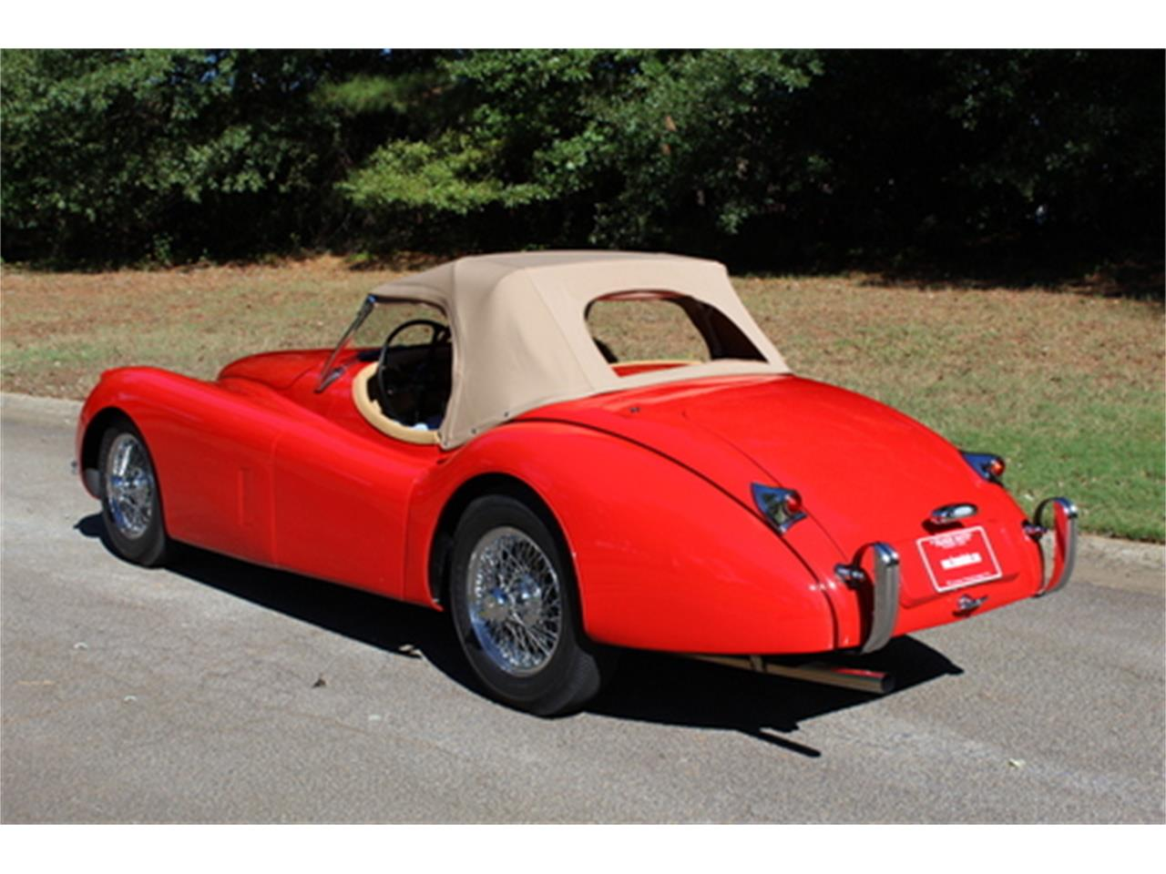 Large Picture of Classic 1954 XK120 - $94,950.00 - M3XH