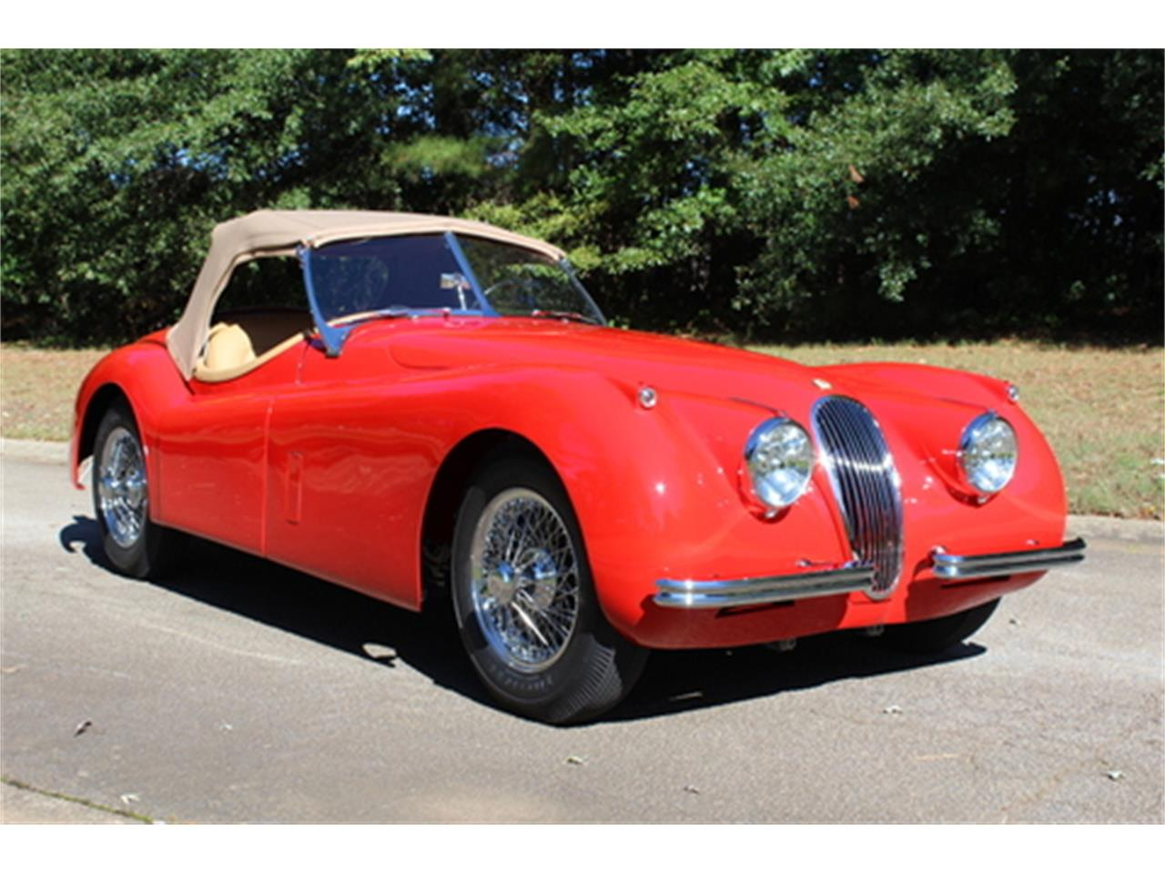 Large Picture of 1954 XK120 located in Roswell Georgia - $94,950.00 - M3XH
