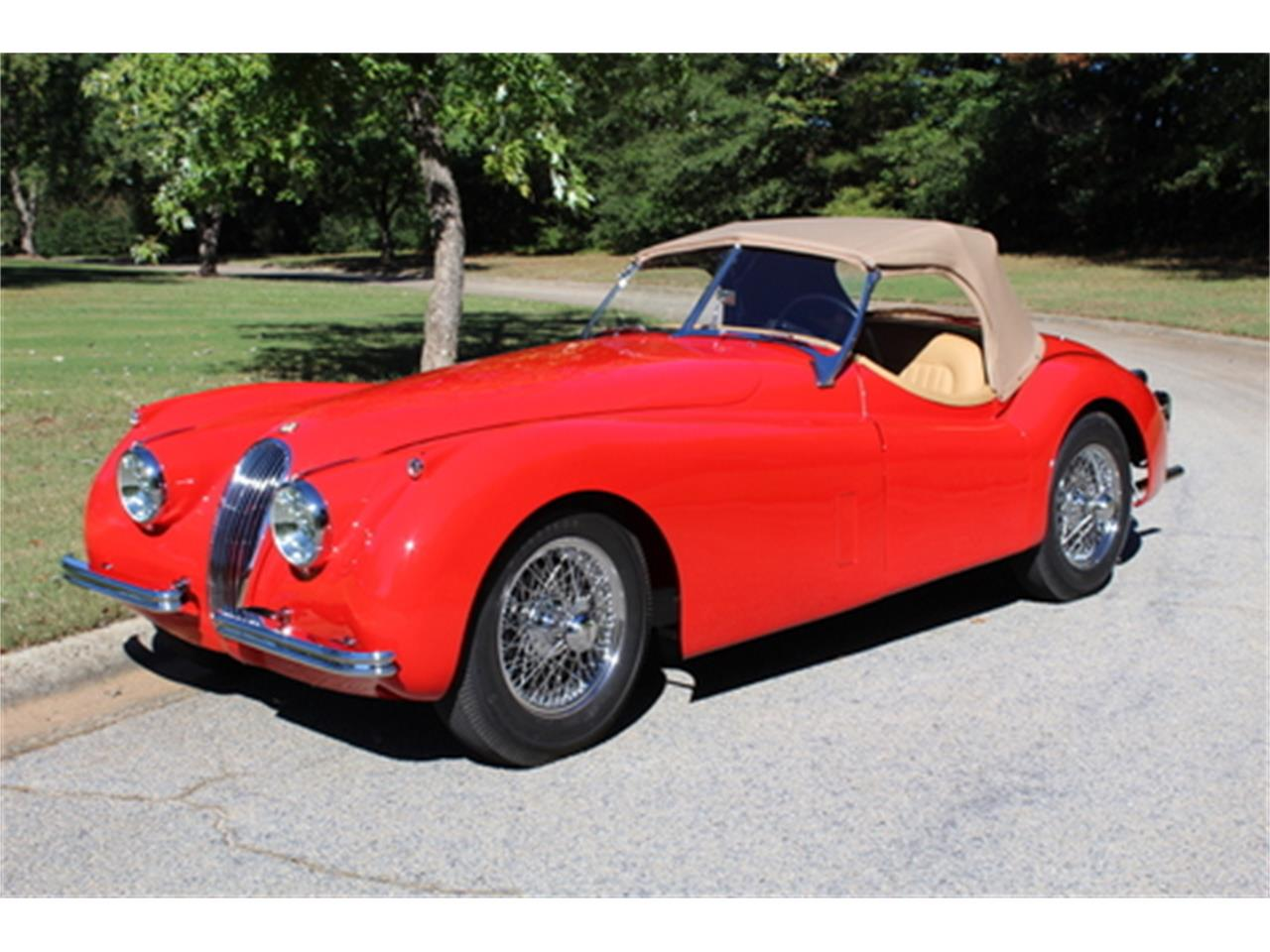 Large Picture of Classic '54 XK120 located in Georgia - M3XH