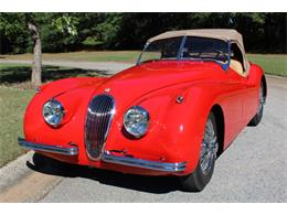 Picture of 1954 Jaguar XK120 Offered by Fraser Dante - M3XH