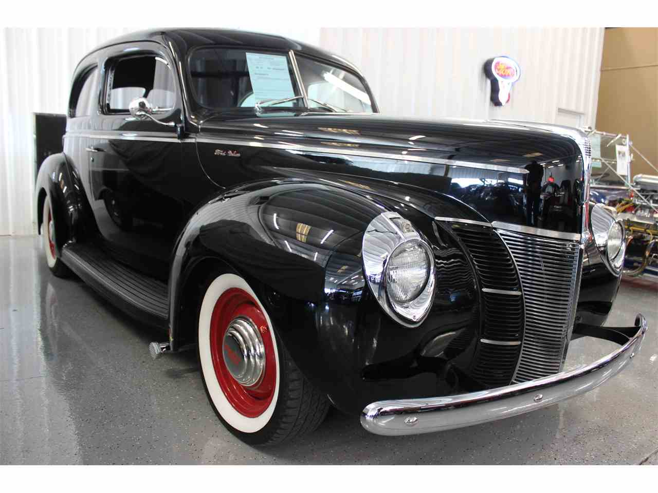1940 Ford Deluxe for Sale | ClassicCars.com | CC-1031536