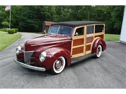 Picture of Classic 1940 Ford Woody Wagon - $139,500.00 - M3YH