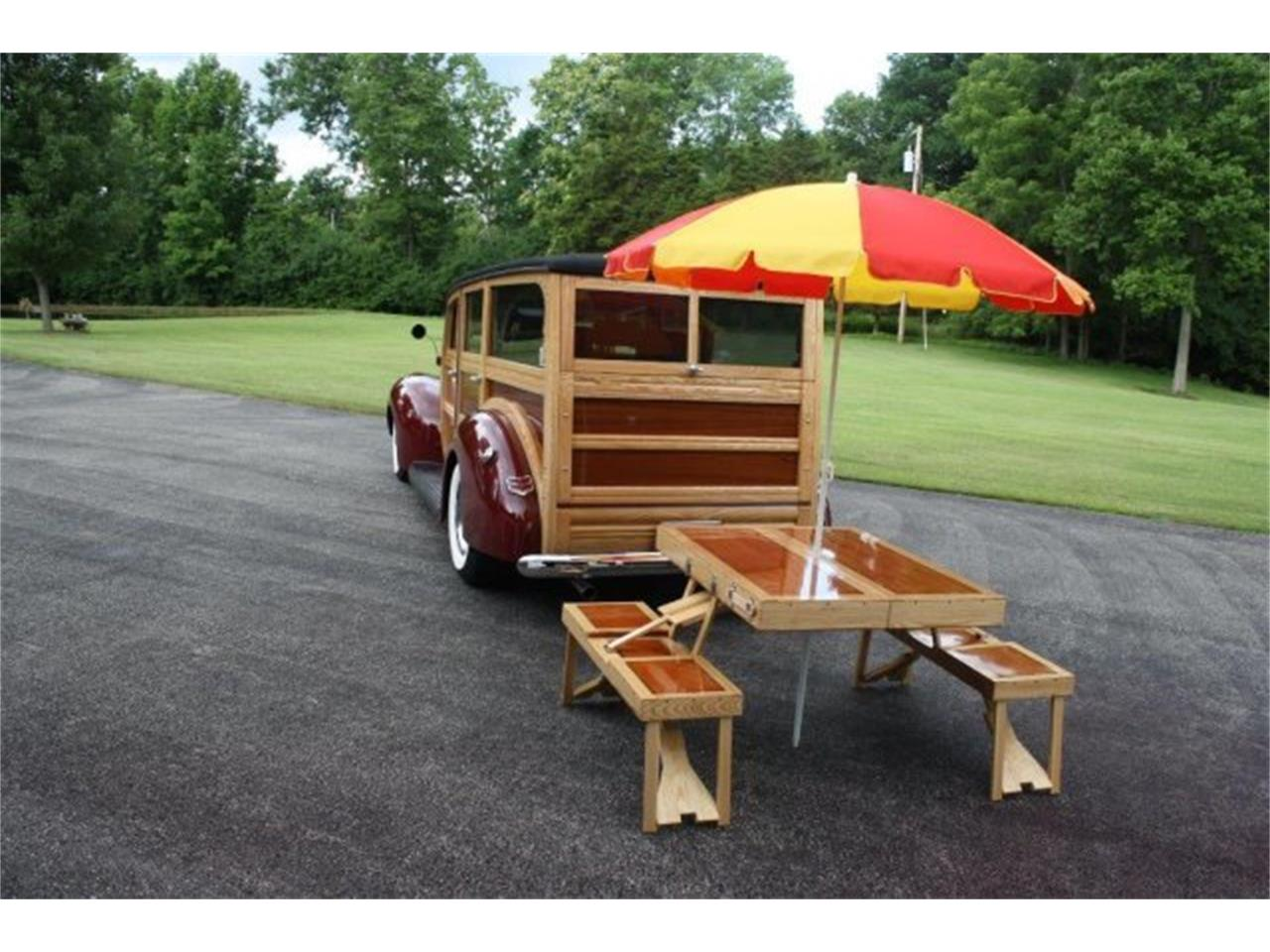 Large Picture of '40 Woody Wagon located in Ohio - $139,500.00 - M3YH