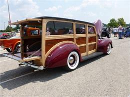 Picture of '40 Woody Wagon located in Milford Ohio - $139,500.00 Offered by Ultra Automotive - M3YH