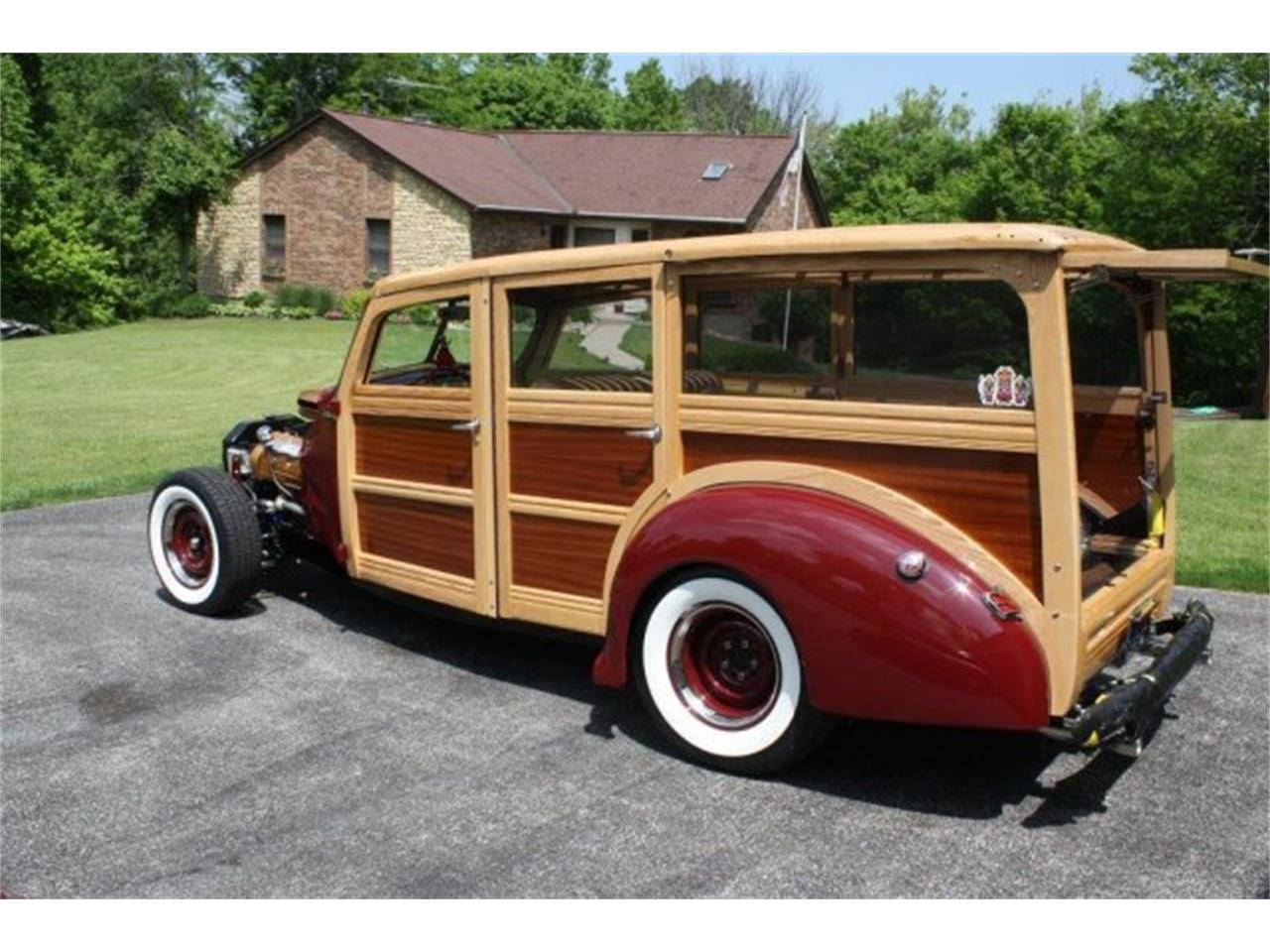 Large Picture of '40 Woody Wagon - $139,500.00 - M3YH