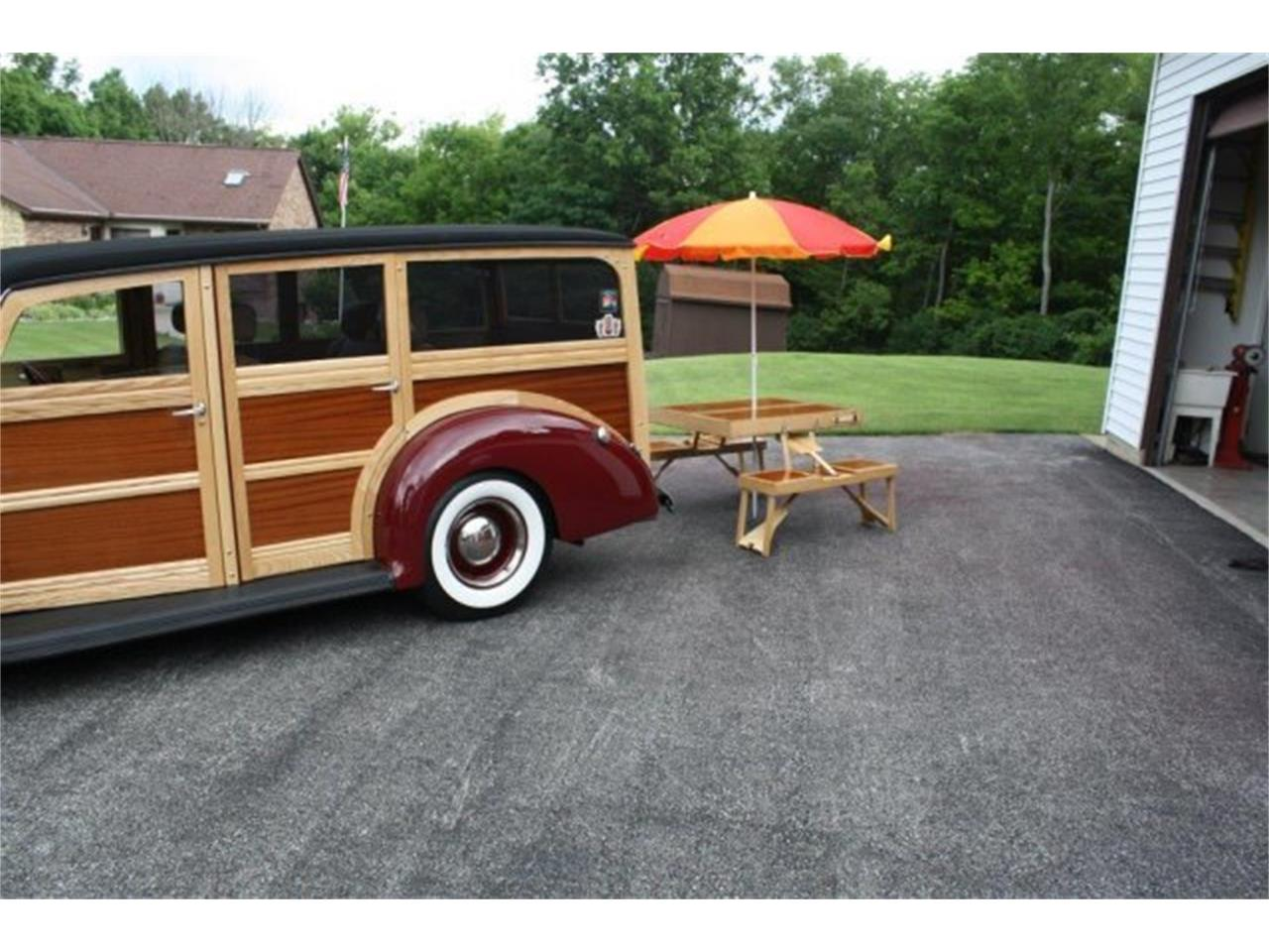 Large Picture of 1940 Ford Woody Wagon located in Milford Ohio - $139,500.00 Offered by Ultra Automotive - M3YH