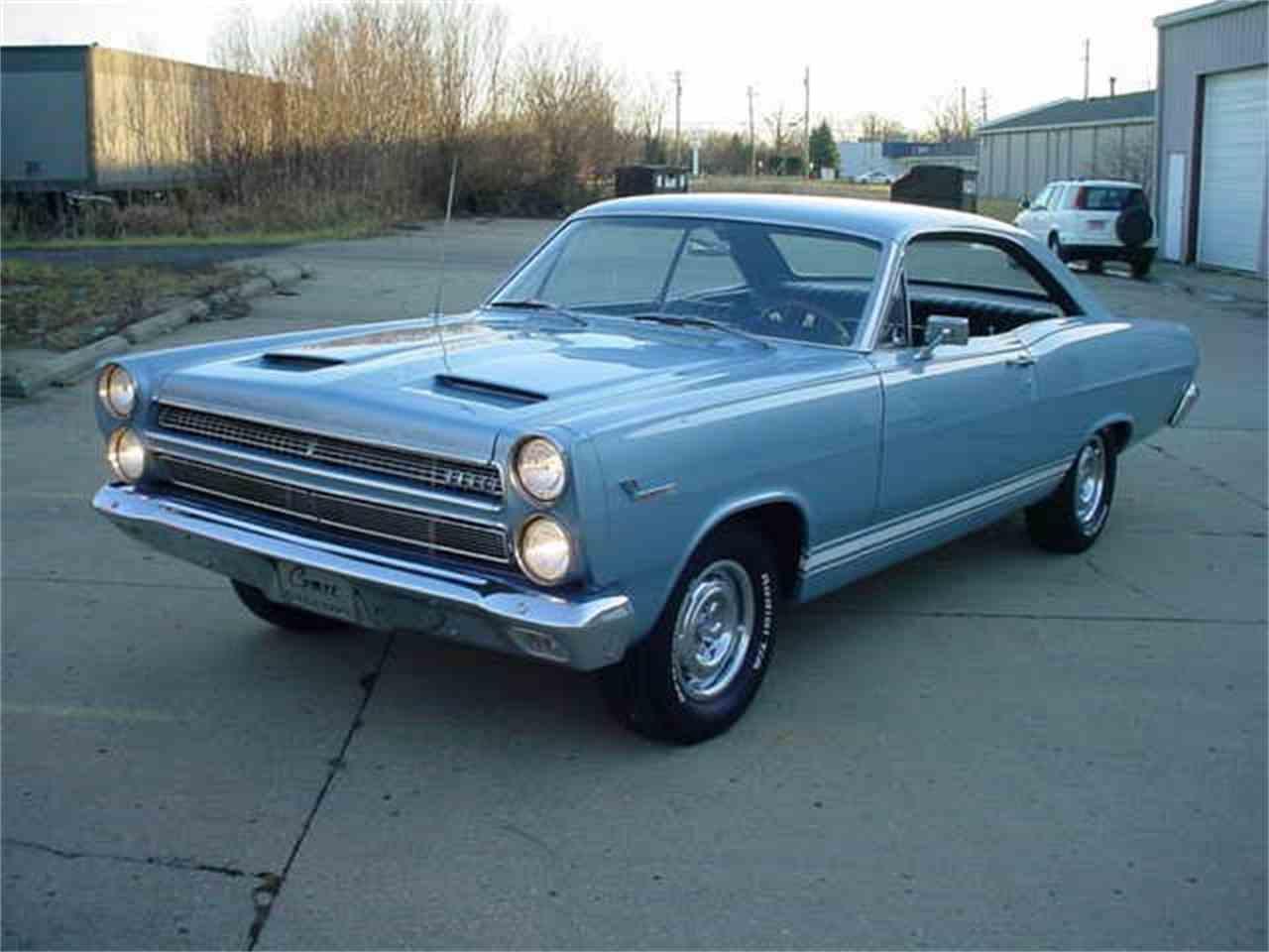 1966 Mercury Cyclone GT for Sale | ClassicCars.com | CC-1031563